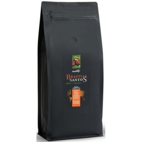 Kawa ziarnista Brazylia Santos Tommy Cafe 1kg