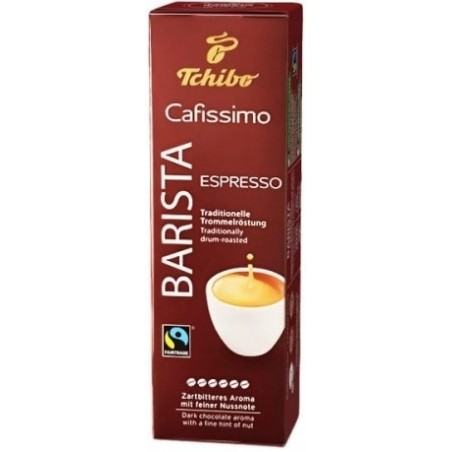 Kapsułki Tchibo Cafissimo Barista Espresso 10szt