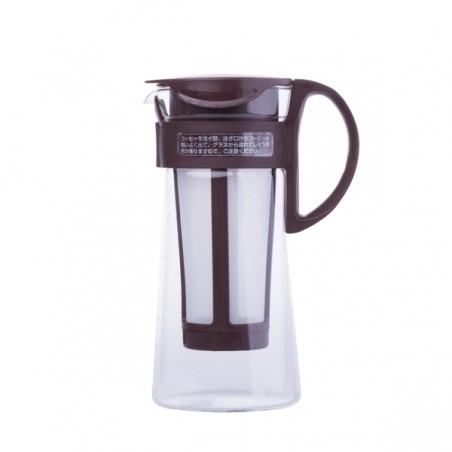Hario Mizudashi Coffee Pot Mini brązowy 600ml
