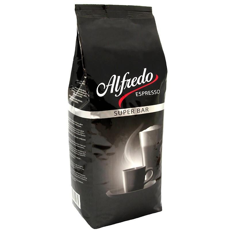 Kawa ziarnista Alfredo Espresso Super Bar 1kg