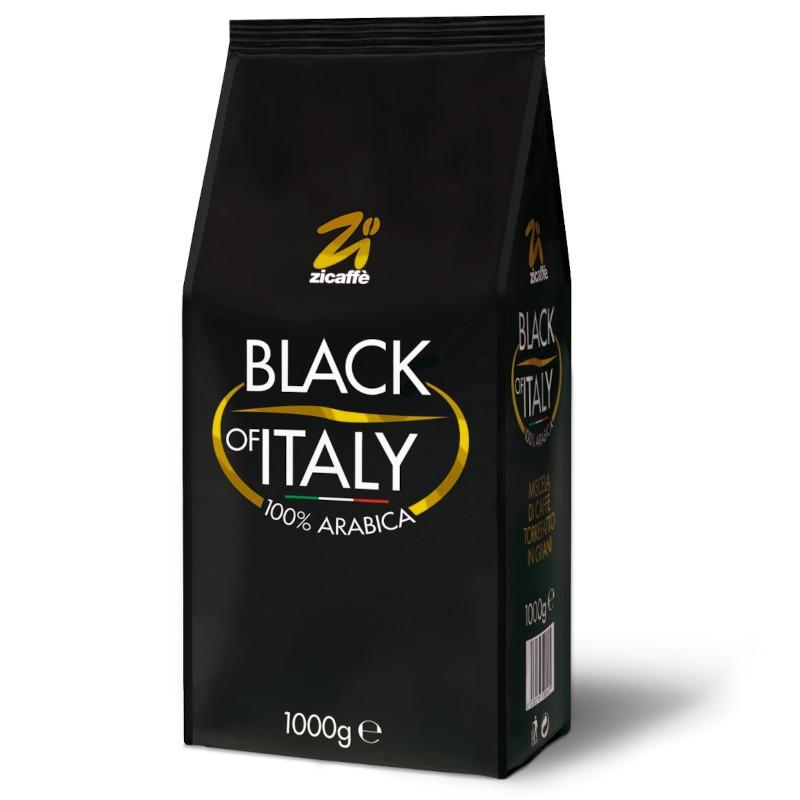 Zicaffe Black Of Italy 1kg