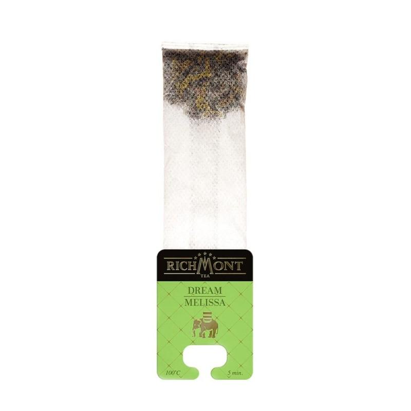 Herbata owocowa Richmont Dream Melissa 50 saszetek