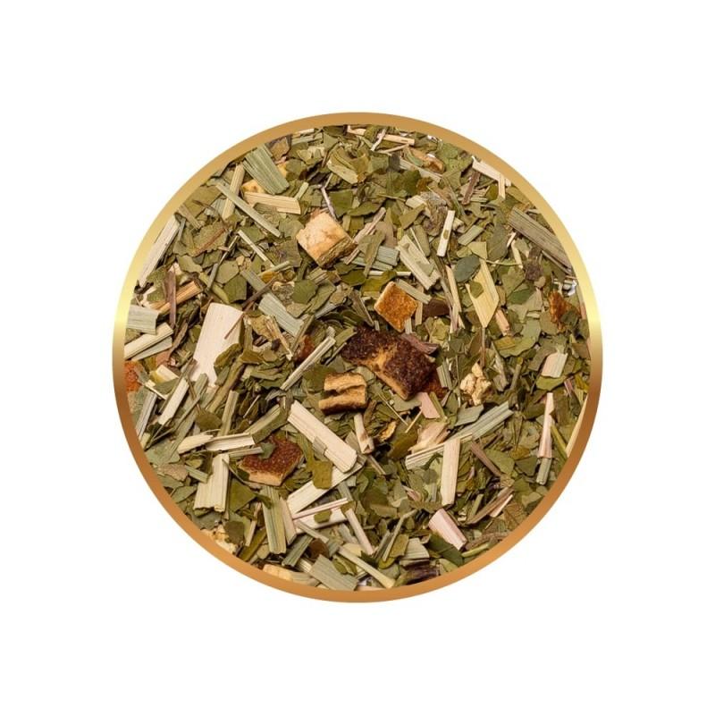 Herbata Richmont Yerba Mate Lemon 50 saszetek