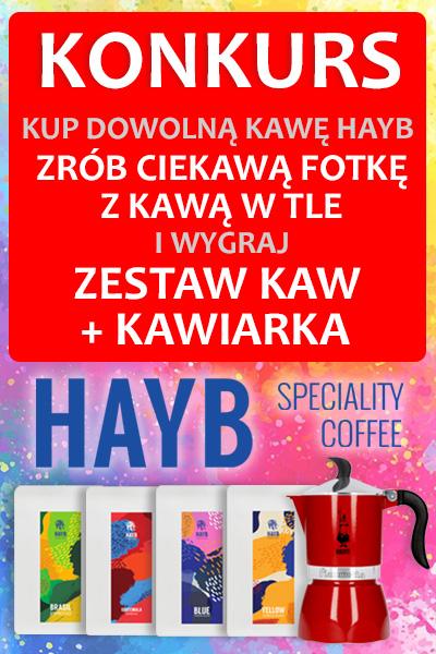 Kawa speciality HAYB