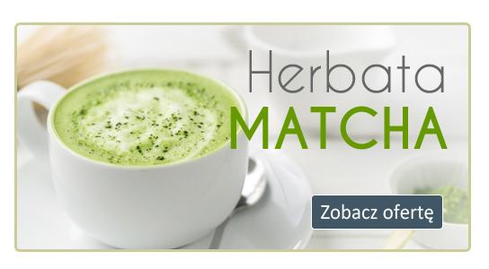 Oferta herbat Matcha