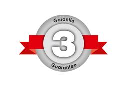 3 letnia gwarancja